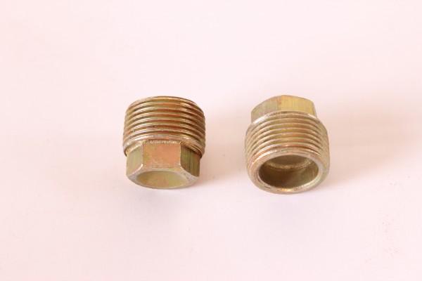 Stopfen Verschlussschraube Getriebegehäuse 22 mm 1 Stück NEU