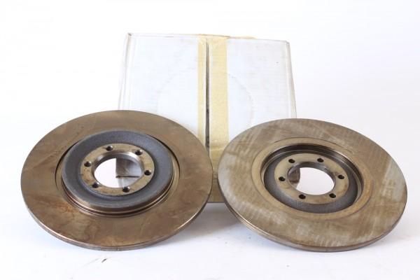 Satz Bremsscheiben hinten NEU Alfetta/Giulietta/75/90