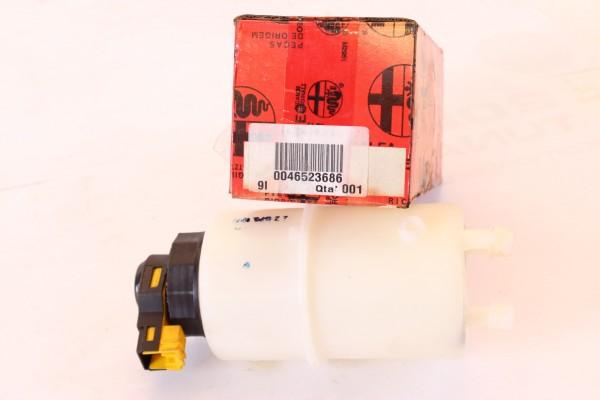 Bremsflüssigkeitsbehälter Behälter undicht, Deckel u. Schwimmer i.O. Alfa 166 NEU Original