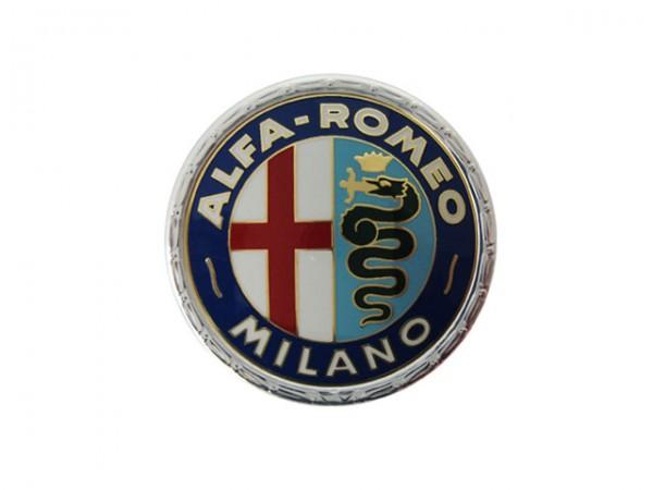 Emblem 55 mm Alfa Romeo Milano Spider Bertone Guilia