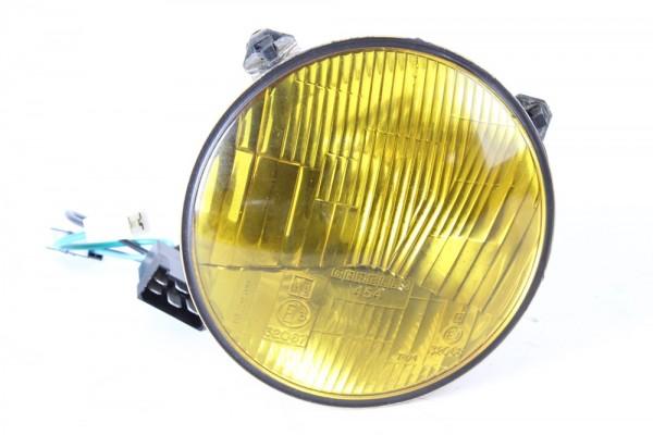 Scheinwerfer Abblendlicht gelb rechts außen Alfa 6 NEU Original