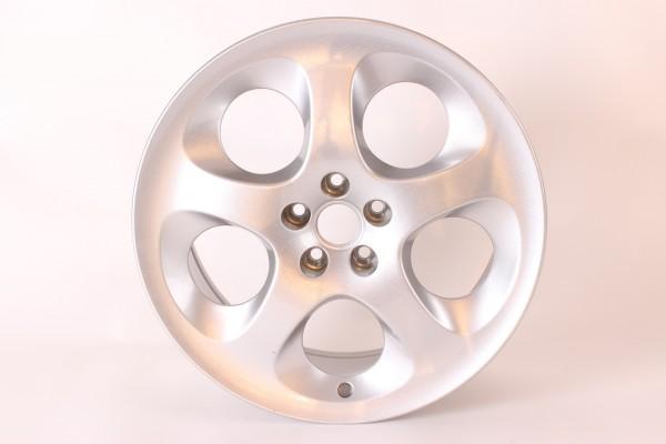 Leichtmetallrad LM-Felge 1 St. silber 7x17 ET43,5 Alfa gtv/spider (916)+159 + diverse andere NEU Ori
