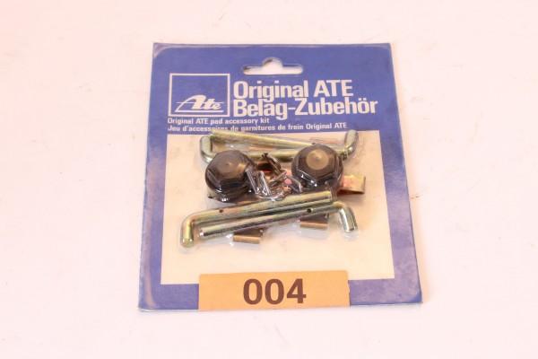 Befestigungssatz Bremsbeläge hinten NEU 116+75+RZ/SZ