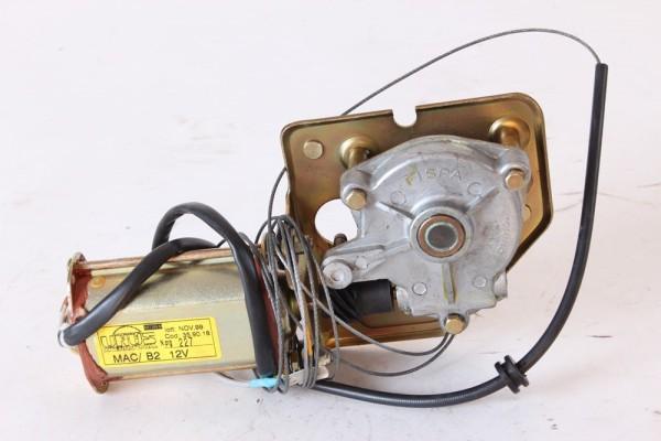 Fensterheber elektrisch kpl. rechts NEU Spider 90