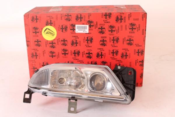 Scheinwerfer rechts Alfa 166 Bj. 1998-2007 NEU Original (KEIN XENON)