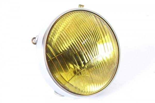 Scheinwerfer Abblendlicht gelb re/li passend NEU Alfasud Sprint 1. S.
