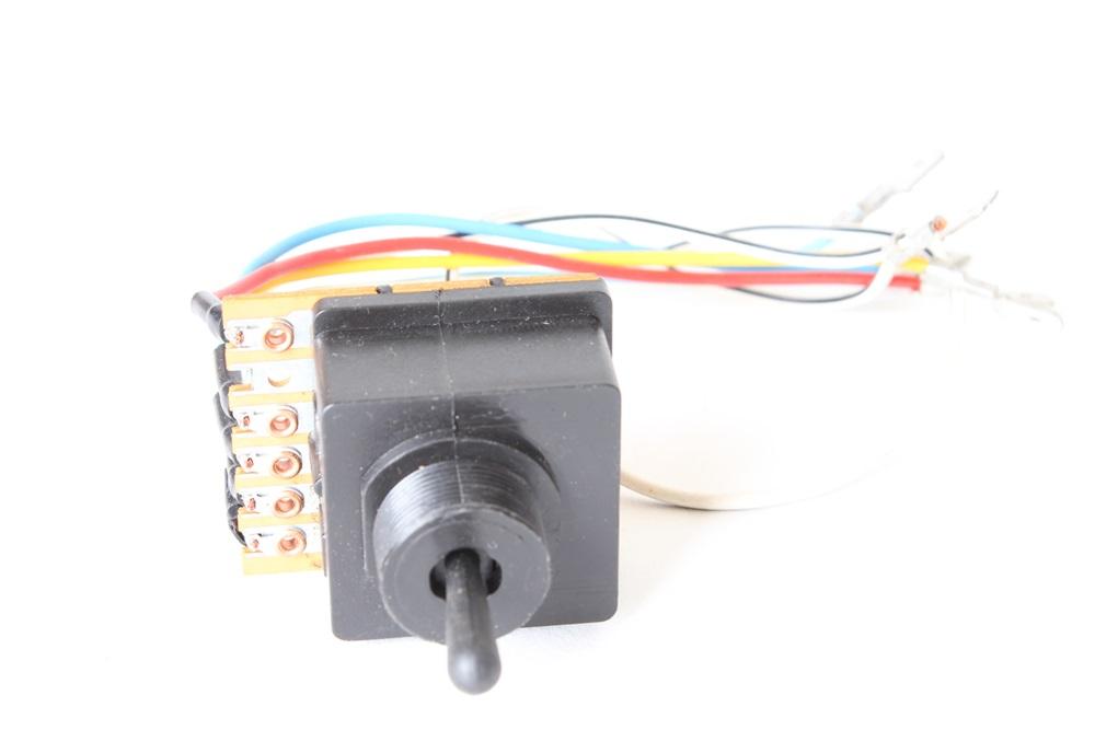Schalter elektrische Rückspiegelverstellung links NEU GTV6, Spider ...