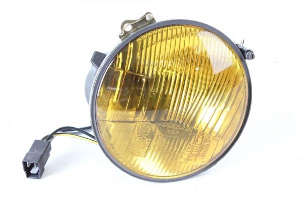 Scheinwerfer Abblendlicht gelb rechts außen mit Standlicht NEU GTV6