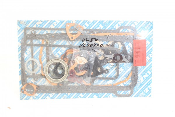 Motordichtsatz kpl. mit Wellendichtringe REINZ Alfa 105/115 1.6 - ggf. 75+116 1.6 NOS Original