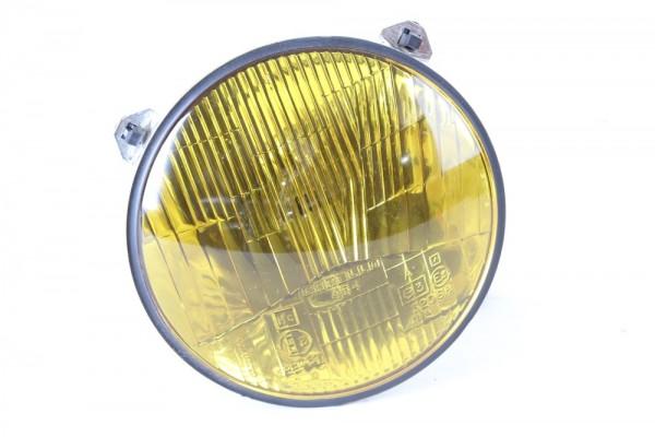 Scheinwerfer Abblendlicht gelb links außen Alfa 6 NEU Original