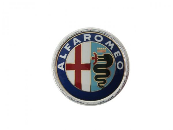 Emblem 55 mm Alfa Romeo NEU