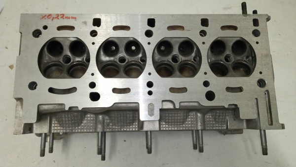 Zylinderkopf Gebraucht A 156 1.8 TS Kopf ist geplant