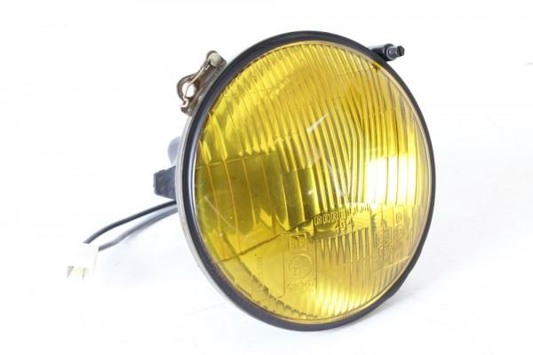 Scheinwerfer Abblendlicht gelb rechts Alfetta GT/V+Giulia Nuova+Alfetta Lim links NEU Original