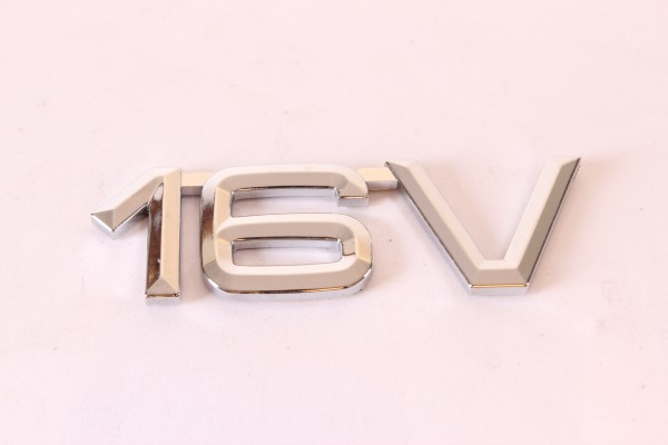 Modellzeichen Schriftzug '16V' Alfa 33+145/6+155 16V NEU Original